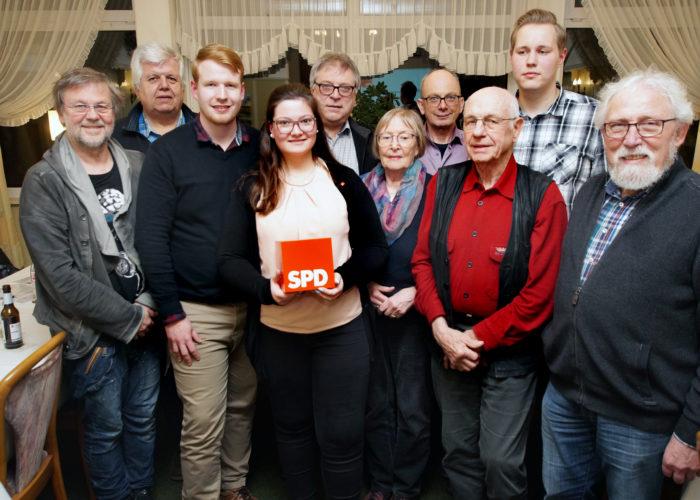 OV Harpstedt Vorstand